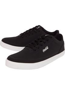 Tênis Cola Cola Shoes Fosco Preto