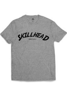 Camiseta Skill Head Curve - Masculino