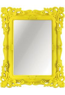Espelho Mart Delta Amarelo