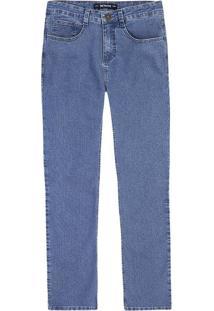 Calça Jeans Masculina Slim Com Elastano Hering