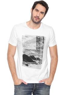Camiseta Aramis Montain Branca