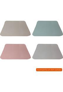 Aparador De Louça Pratic Colorido 45X40 Cm