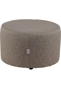 Puff Pastilha Tecido Jacquard Assis 8158 Cinza Stay Puff