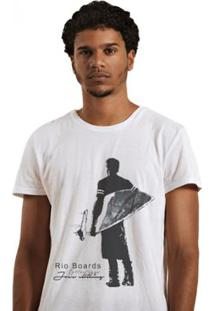 Camiseta Joss Premium Rio Boards - Masculino