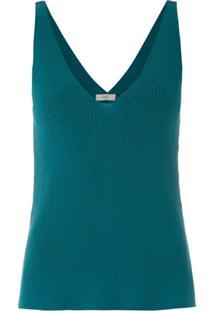 Egrey Blusa De Tricô - Azul