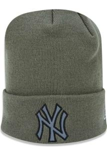 e9be9006d5c33 ... Gorro Touca New York Yankees Night - New Era - Unissex