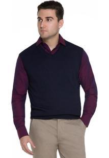Suéter Sem Mangas Hugo Rossi - Masculino