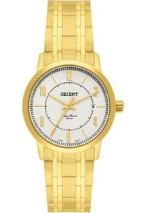 Relógio Orient Feminino - Fgss1110 S2Kx - Feminino-Dourado