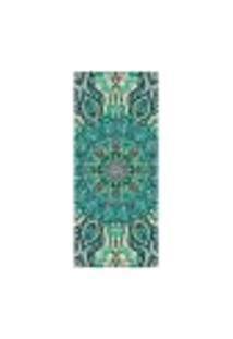 Adesivo Decorativo De Porta - Mandala - 2358Cnpt
