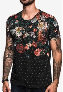 Camiseta Falling Flowers 103097