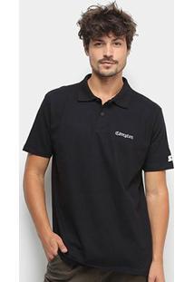 Camisa Polo Starter Piquet Compton Masculina - Masculino