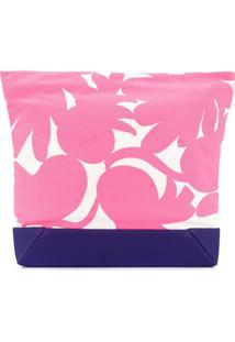Marni Bolsa Clutch Grande - Rosa