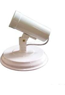 Spot Sem Aleta Para 1 Lâmpada E-27 12X12Cm Branco Pavilonis