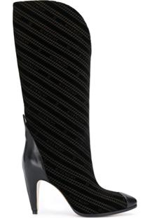 Givenchy Bota Bico Fino - Preto
