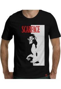 Camiseta Scarface - Masculina