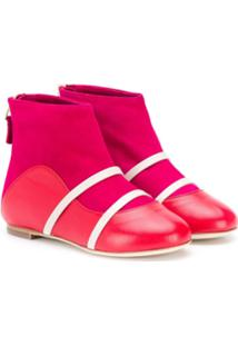 Malone Souliers Madison Smalls Ankle Boots - Rosa