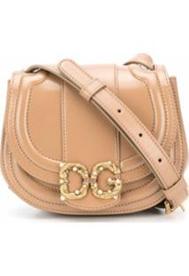 Dolce & Gabbana Bolsa Amore - Marrom