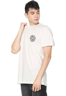 Camiseta Dc Shoes Thomhill Off-White