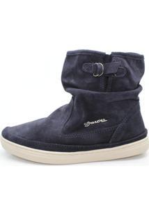 Bota Barth Shoes Easy Azul Marinho