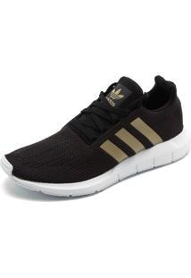 Tênis Adidas Originals Swift Run W Preto