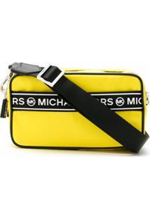 Michael Michael Kors Bolsa Tiracolo Kenly - Amarelo