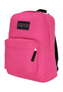 Mochila Jansport Superbreak Lisa - 25 Litros - Rosa