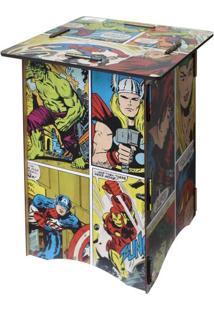 Banco Marvel Quadrinhos