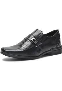 Sapato Social Sw Shoes Bico Quadrado