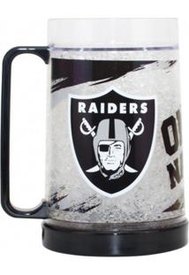Caneca Gel Nfl Oakland Raiders