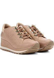 a9a2bd6da ... Tênis Anabela Dakota Sneaker Feminino - Feminino-Rosa