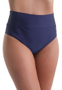 Calcinha BiquãNi Avulso Hot Pants OrquãDea - Azul Marinho - LãQuido - Azul Marinho - Feminino - Dafiti
