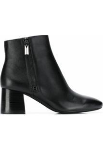 Michael Michael Kors Ankle Boot Alane - Preto