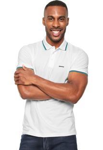 Camisa Polo Sommer Jw Branca