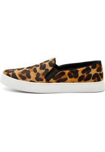 Sapatenis Top Franca Shoes Hiate Pelo Onca