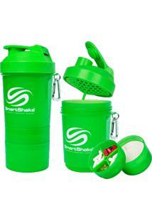 Coqueteleira Smartshake Neon Verde