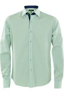Camisa Gajang Premium Verde