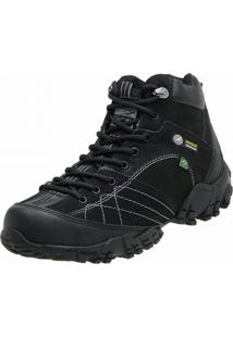 Bota Adventure Alcalay Grace Horse Preta