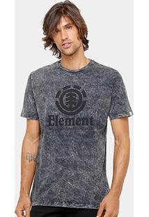Camiseta Element Spotted Masculina - Masculino