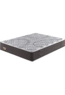 Colchão Queen Size Com Molas Ensacada Relax Adorabile Marrom 158X198X26 - Ecoflex
