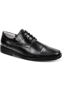 Sapato Social Masculino Derby Sandro Moscoloni Jackman Preto