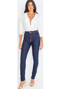 Calça Olívia Super Skinny Amaciada Unico Jeans Mul