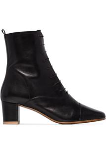 By Far Ankle Boot Lada 50Mm - Preto