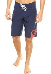Boardshorts Quiksilver Classic Act Azul