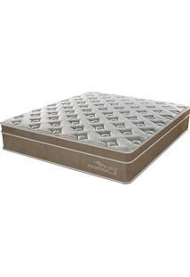 Colchão Personalle Visco Casal Plumatex Mola Ensacada Pillow Top Inn - (138X188X30Cm)