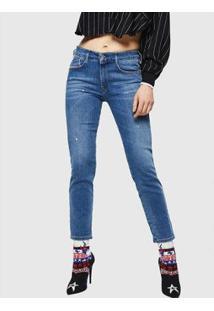 Calça Jeans Diesel D-Rifty Feminina - Feminino