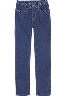 Hering. Calça Jeans Skinny Feminina Hering Cintura Alta ... 6dfb9a01e9