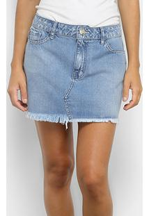 869a3006fa Saia E Mini Saia Coca Cola Jeans feminina