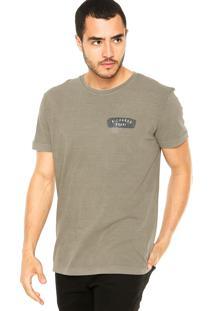 Camiseta Richards Conforto Verde