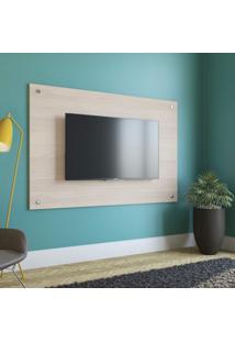 Painel Com Botões Para Tv Até 60 Polegadas 90Cmx136Cm Kappesberg Premium Nogueira