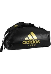 Bolsa Mochila Adidas Judô 2In1 Essential 50L - Unissex